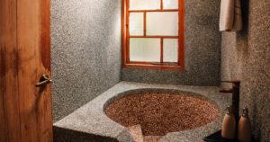【老屋空間。吉福浴缸】